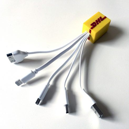 Cable forma PVC